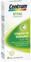 CENTRUM Fokus Vital Vitamin B Komplex Sticks